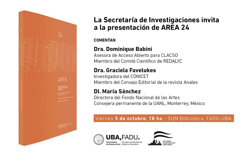 Presentación AREA 24